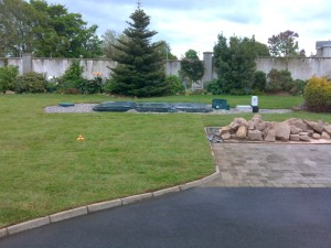 Garden Reconstruction from Landtech Soils Ltd