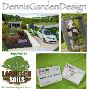 Green Walls - Kevin Dennis Bloom