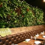 Green Wall - internal system